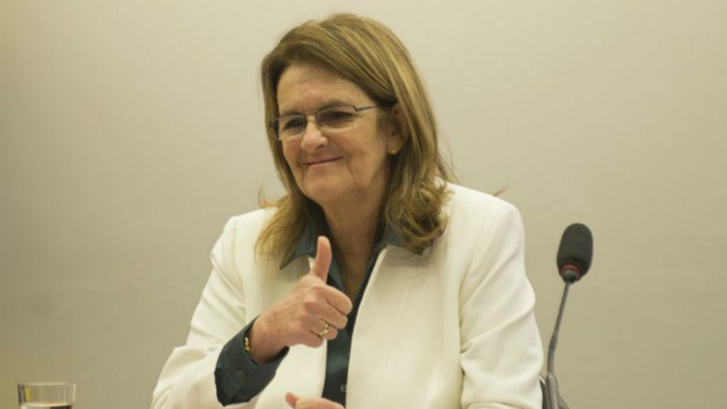 De catadora a presidente, Graça Foster chegou a ser 'uma das 100 ...