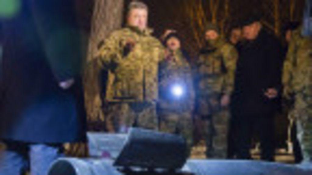 Acordo define cessar-fogo na Ucrânia a partir do dia 15 - BBC Brasil