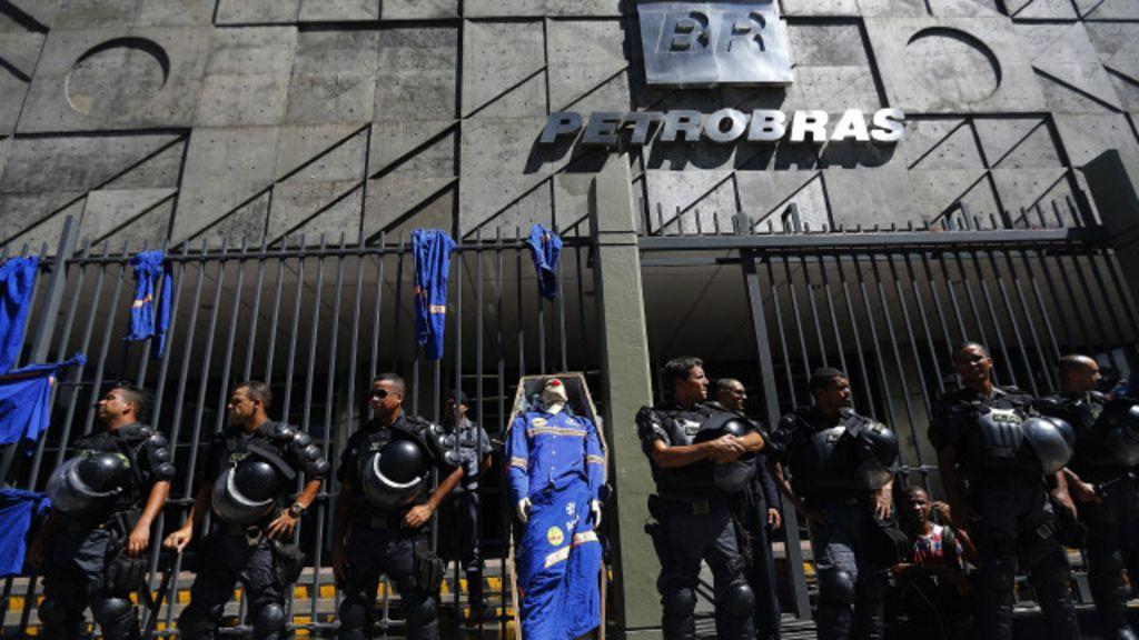 Impasse na Petrobras traz demissões e fome a cidade 'eldorado' do ...