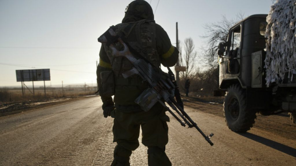 Ucrânia defende envio de tropas da ONU ao leste do país - BBC Brasil