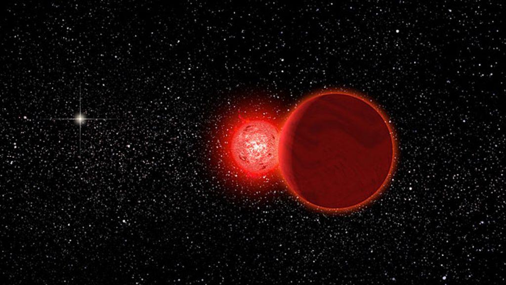 Conheça a estrela que invadiu o Sistema Solar - BBC Brasil