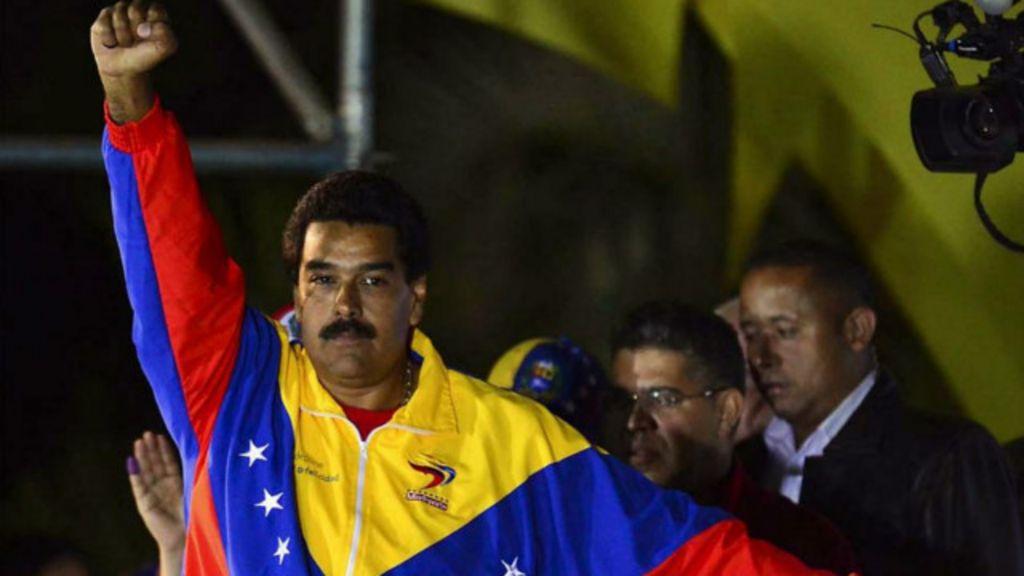 Maduro cita golpe, confirma prisão de prefeito e pede 'punho de ...