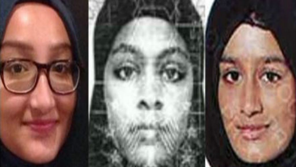Fuga de britânicas reacende polêmica sobre as 'noivas jihadistas ...