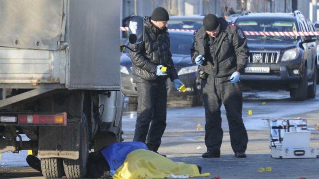 Crise na Ucrânia: Bomba em manifestação deixa pelo menos dois ...