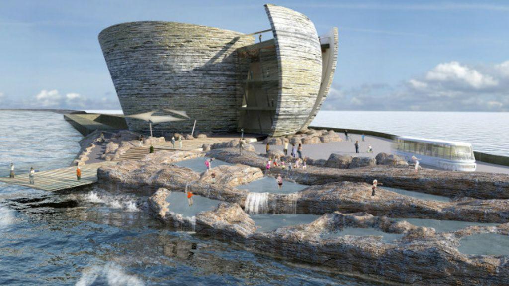 Britânicos projetam lagoas artificiais geradoras de energia - BBC ...