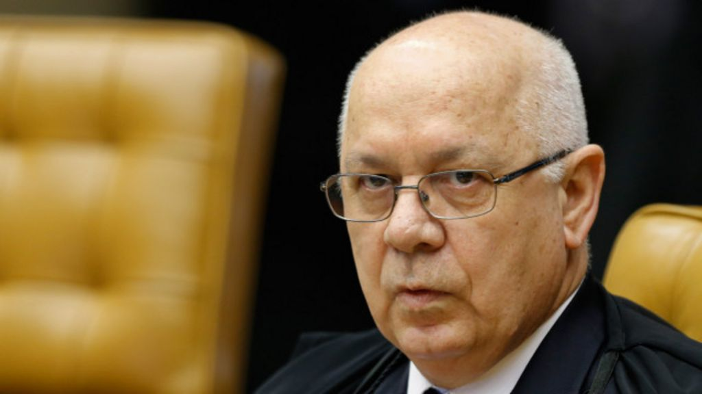 O ministro e a lista: 'discreto' e 'técnico', Teori Zavascki decide sobre ...