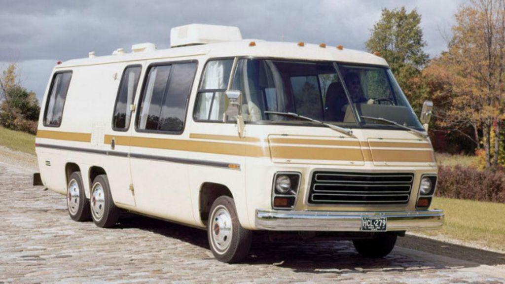 Ícone nos anos 70, 'Motorhome' americano mantém legião de fãs ...