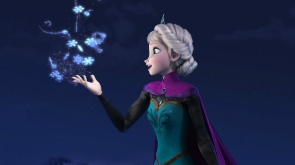 Heroína de 'Frozen' inspira mulheres em luta contra anorexia - BBC ...