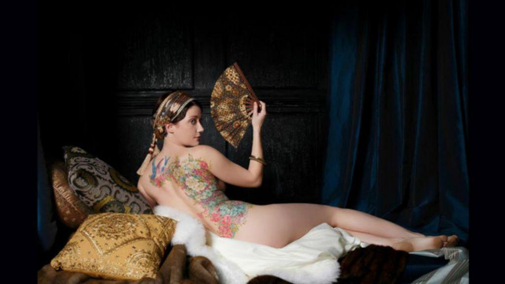 Exposição na Alemanha inova ao tratar tatuagem como arte - BBC ...