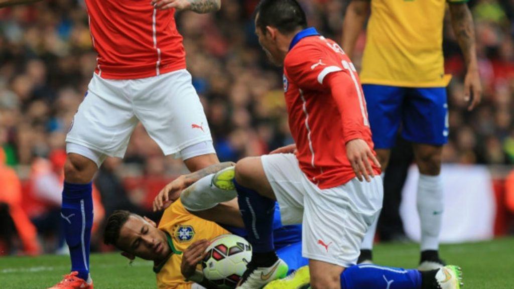 Blog do Julio Gomes: Por que, afinal, Neymar apanha tanto? - BBC ...