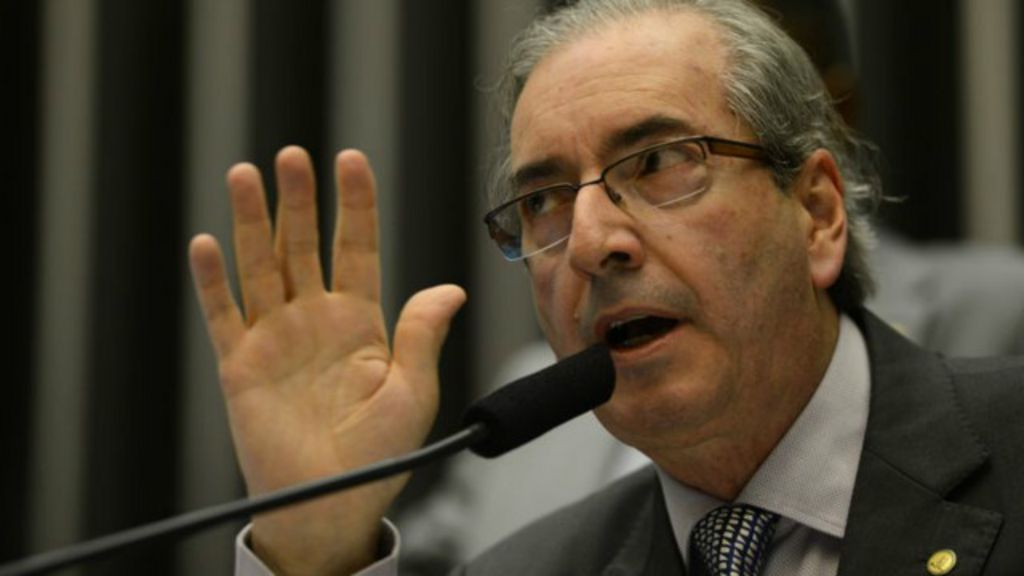 Até onde Eduardo Cunha pode chegar? - BBC Brasil