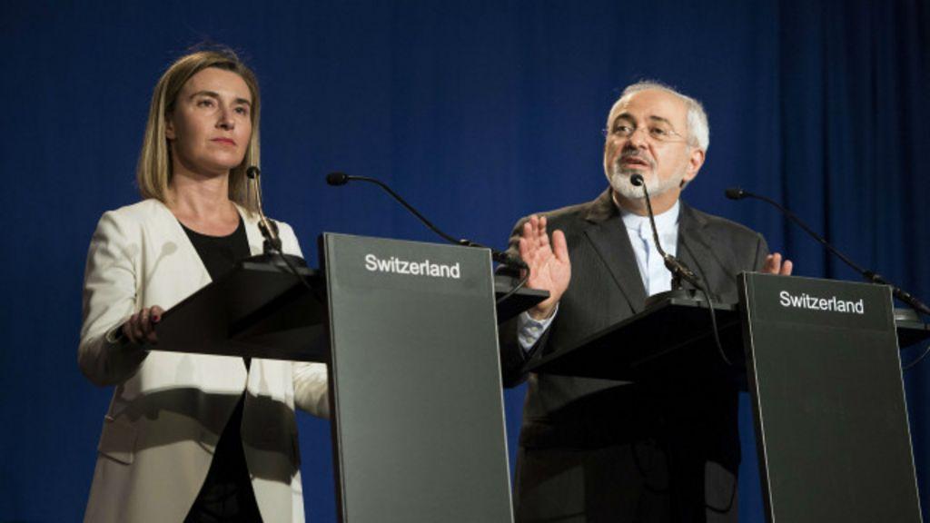 Irã e potências dão primeiros passos para acordo nuclear - BBC Brasil