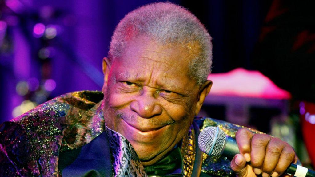 Morre aos 89 anos B.B.King, o 'Rei do Blues' - BBC Brasil