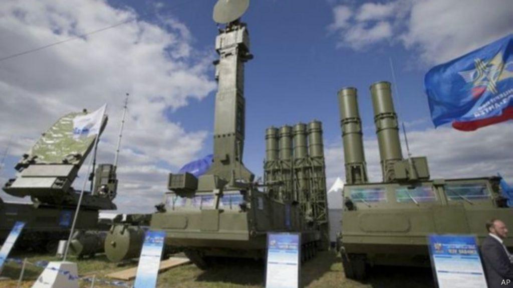 Rússia libera envio de sistema de mísseis ao Irã - BBC Brasil