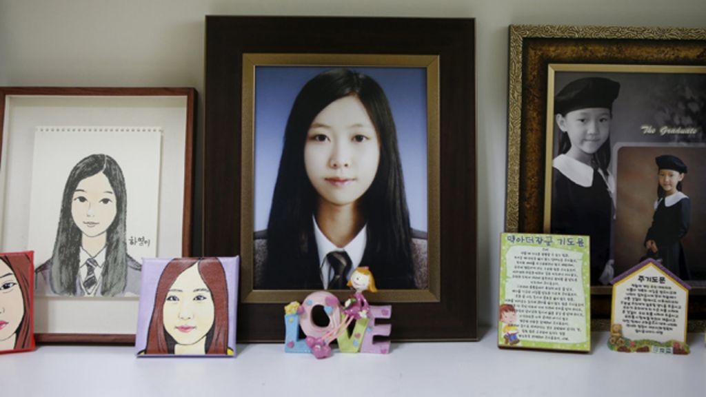 Tragédia na Coreia do Sul: Após um ano, pais mantêm quartos de ...