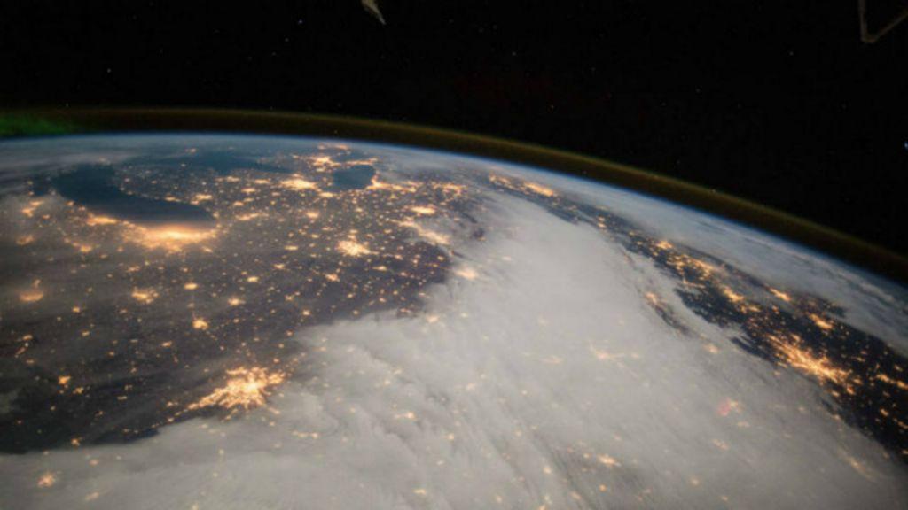 Dia da Terra: confira fotos do nosso planeta visto do espaço - BBC ...
