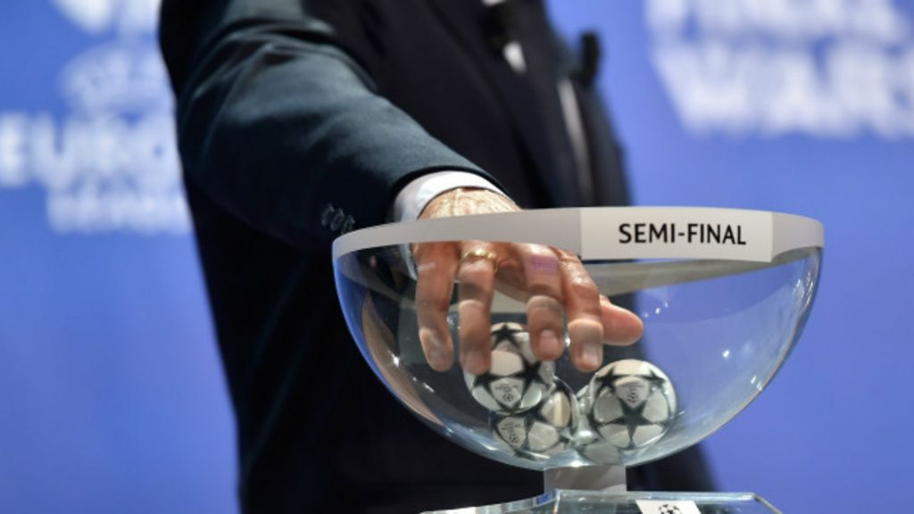 Blog do Julio Gomes: O sorteio das semifinais da Champions ...