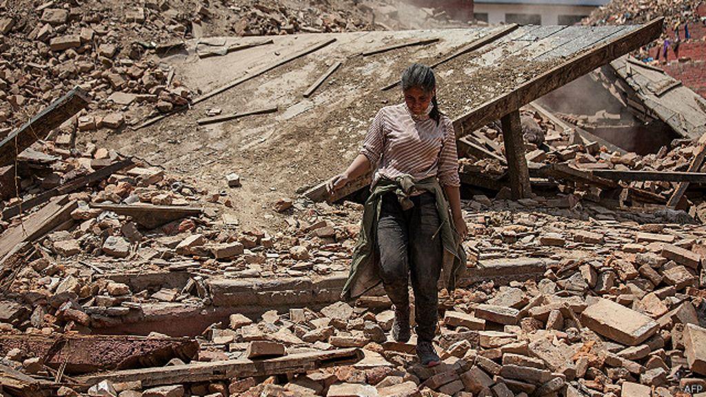 Terremoto afetou 8 milhões, mais de um quarto da população do ...
