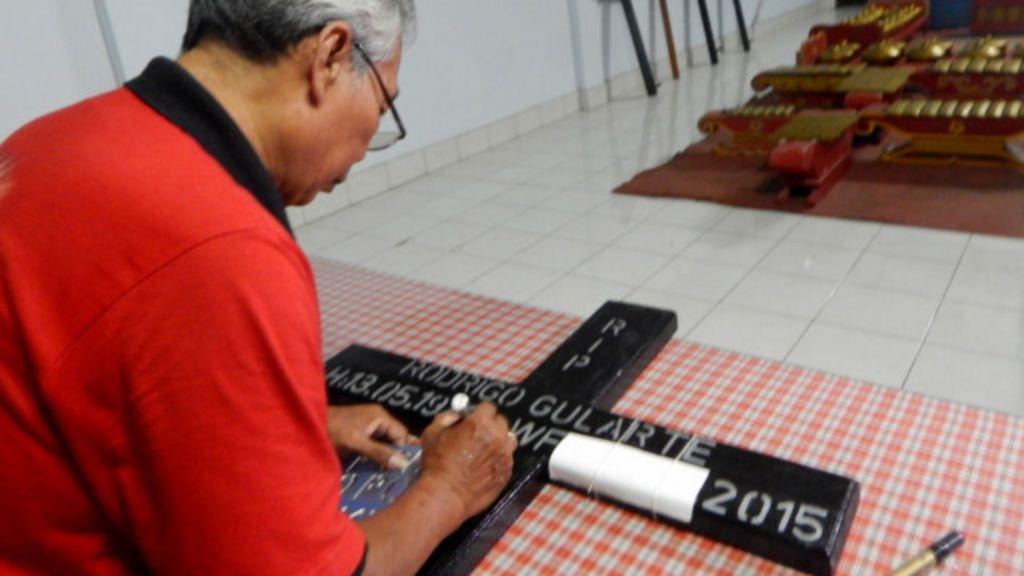 'Irei para o céu', disse brasileiro executado na Indonésia em ...