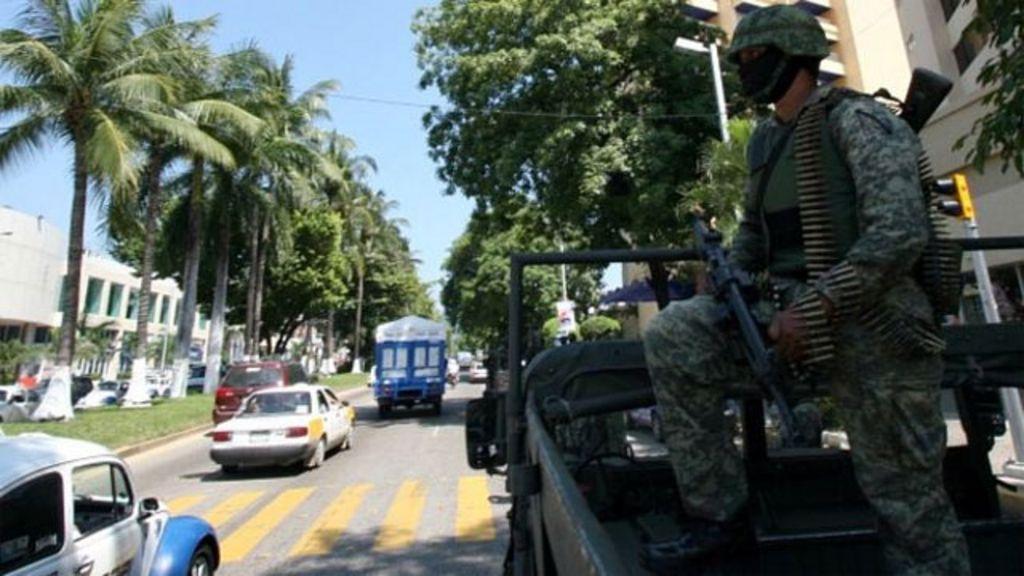 Acapulco: De paraíso tropical a inferno das drogas - BBC Brasil