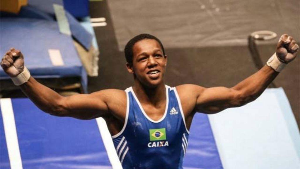 Brasileiro revelação da ginástica está sem patrocínio a um ano de ...