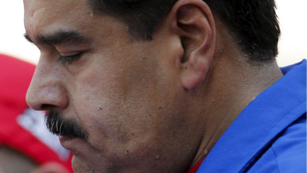 Visita frustrada de opositores de Dilma à Venezuela gera mal- estar ...