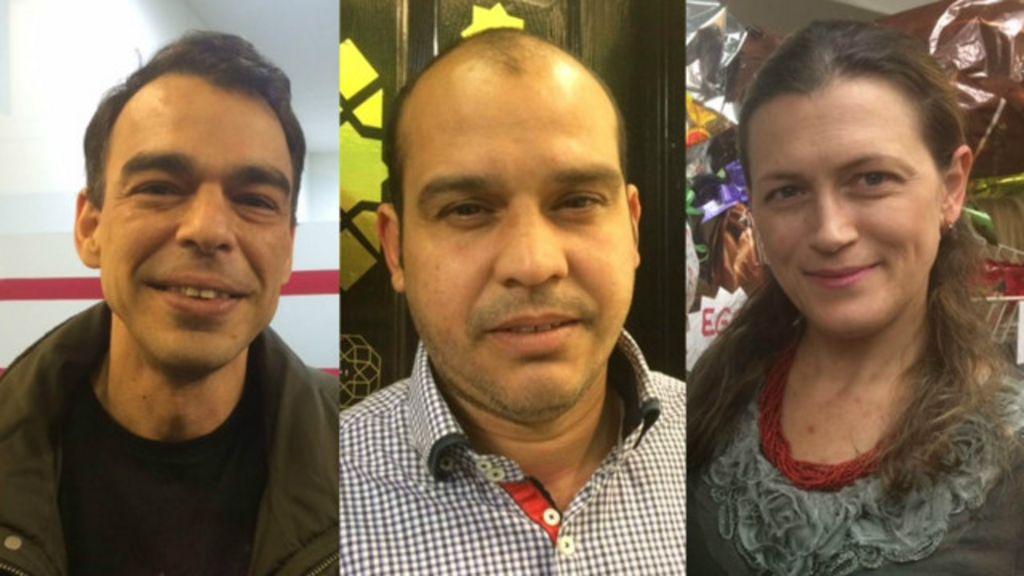 'Os imigrantes sustentam o país': brasileiros em Londres comentam ...