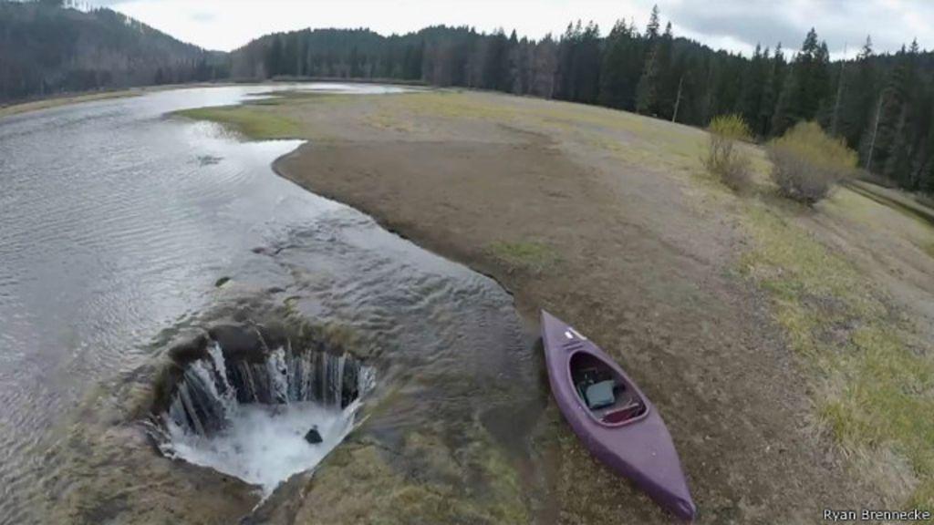 Mistério de 'lago perdido' que desaparece anualmente intriga ...
