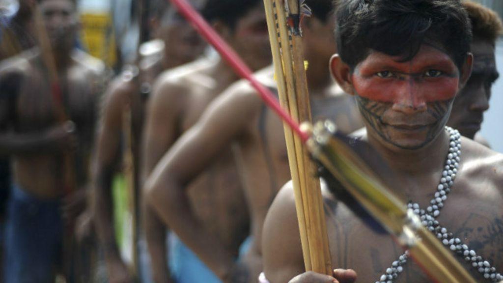 Terras indígenas no arredor de Belo Monte sofrem com roubo ...