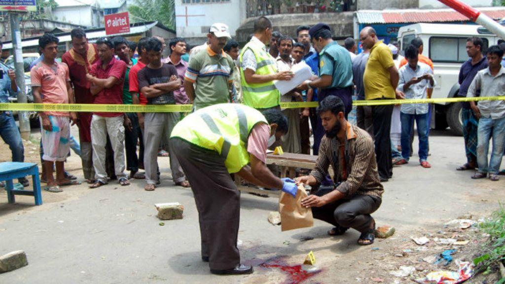 Por que blogueiros de Bangladesh ateus estão sendo mortos em ...