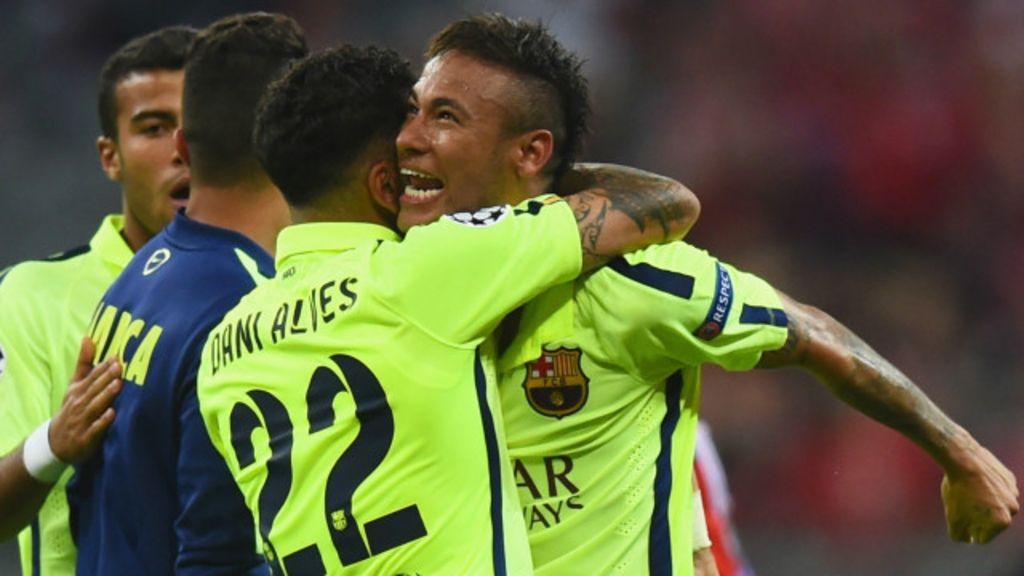 O novo Barça: peças perfeitas e um Neymar que finaliza, não ...