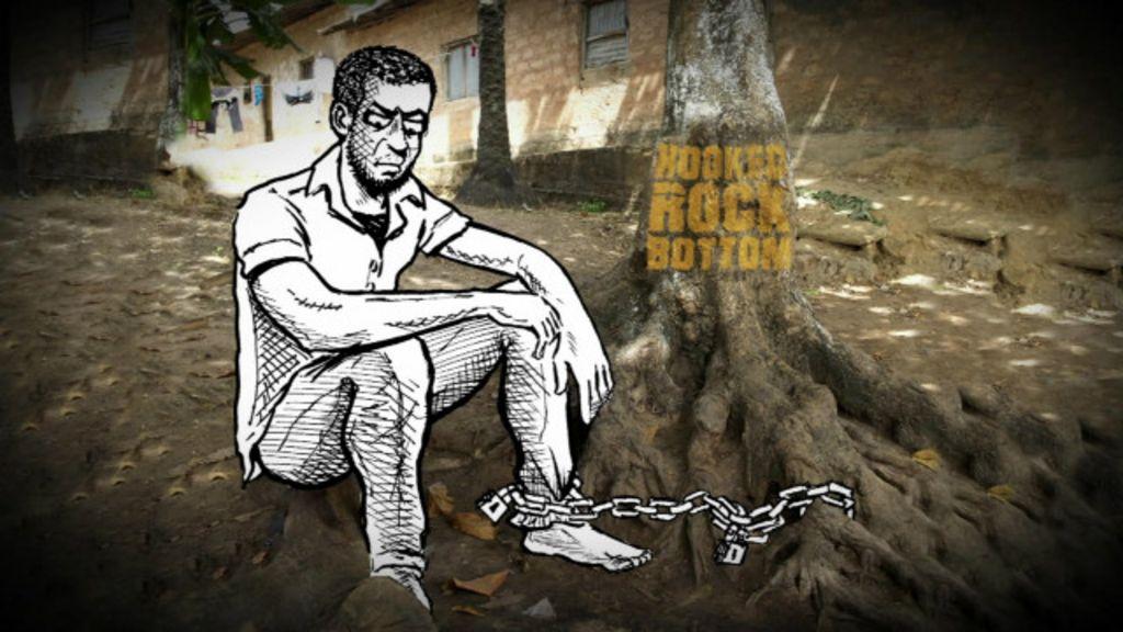'Viciado': Série em quadrinhos mostra impacto do tráfico de drogas ...