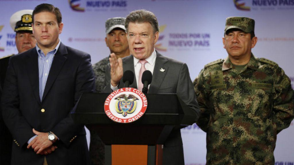 Fim de cessar-fogo das Farc leva negociações de paz a impasse na ...