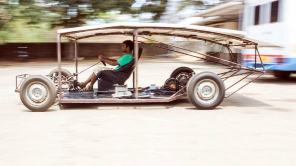 Quando teremos carros movidos a energia solar? - BBC Brasil
