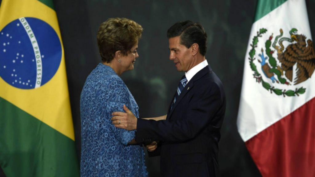 Brasil e México iniciarão tratativas para acordo comercial amplo ...