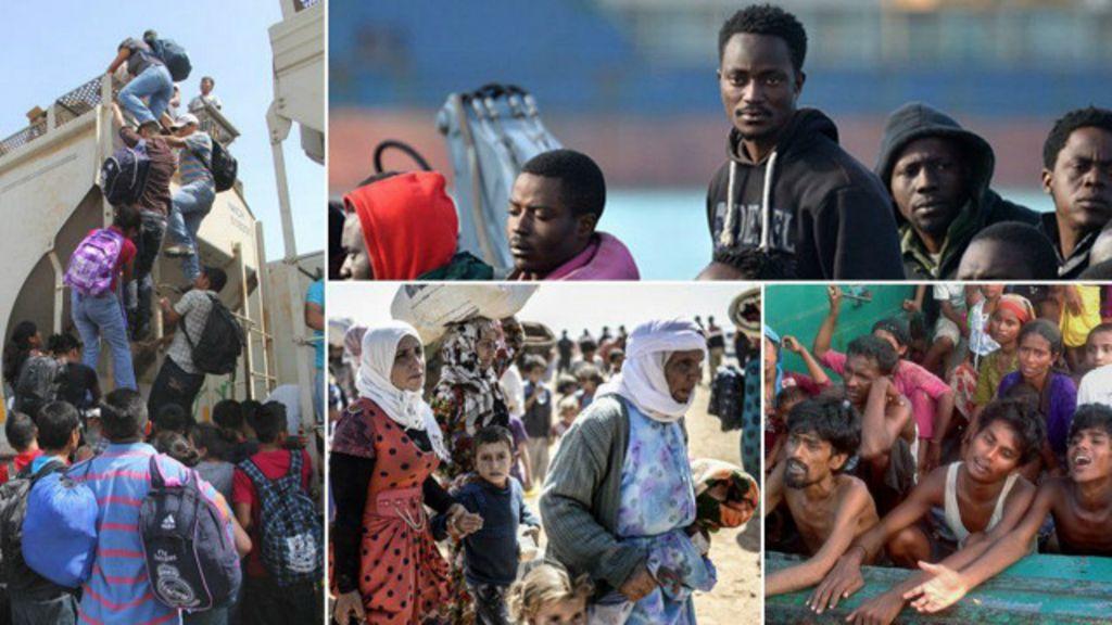 Resultado de imagen de el mundo de la emigración