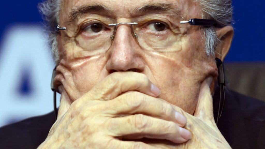 CBF sobre saída de Blatter: 'Nada segura o que chegou a seu ...