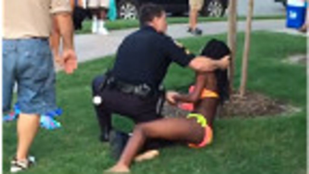 Novo caso de violência policial nos EUA tem agressão a menina de ...