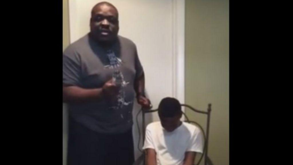 'humilha' pais que humilham filhos em vídeos virais nos EUA