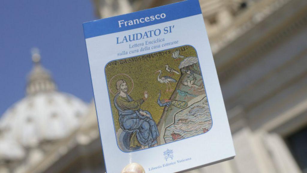 Papa divulga encíclica 'histórica' sobre aquecimento global ...