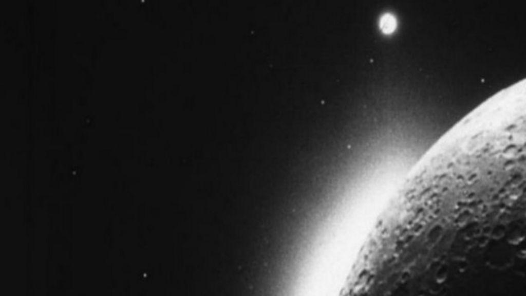 Cientistas desvendam mistério de 'nuvem' lunar - BBC Brasil