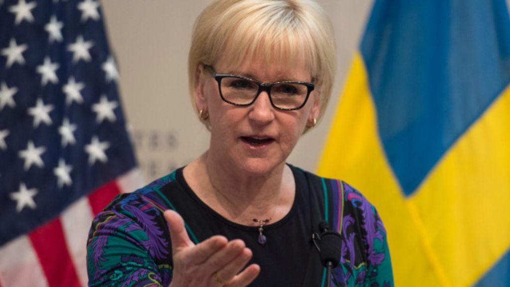 Suécia aposta em política externa feminista por 'mundo melhor ...