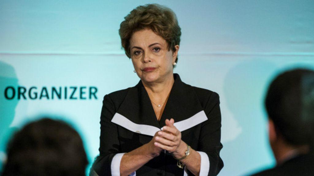 Nos EUA, Dilma tenta acalmar empresários sobre efeitos da Lava Jato