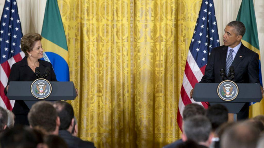 Seis resultados da visita de Dilma aos EUA - BBC Brasil