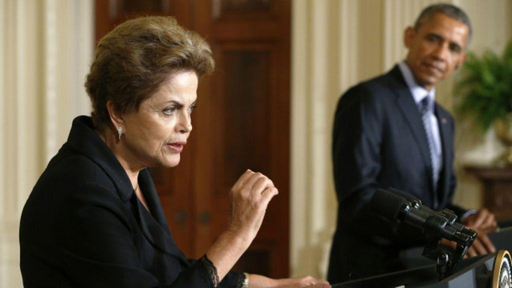 Duas visões: o Brasil é uma potência global para os americanos ...