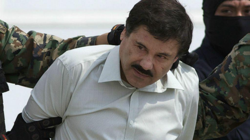 Chefão do tráfico mundial escapa de prisão no México - BBC Brasil