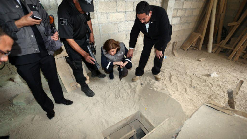 Saiba como foi a segunda fuga espetacular de traficante mexicano ...