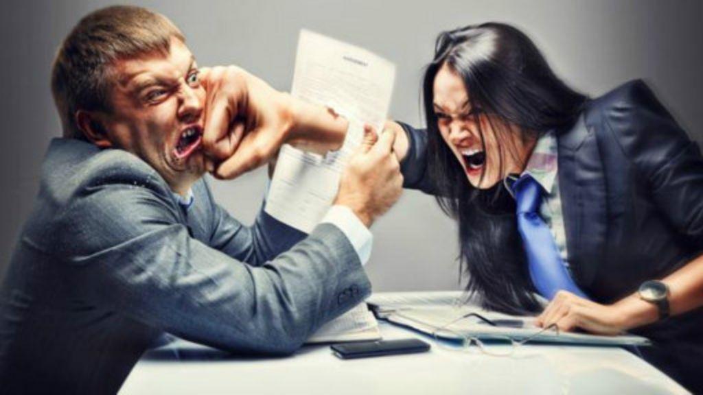 Como lidar com colegas de trabalho inseguros? - BBC Brasil