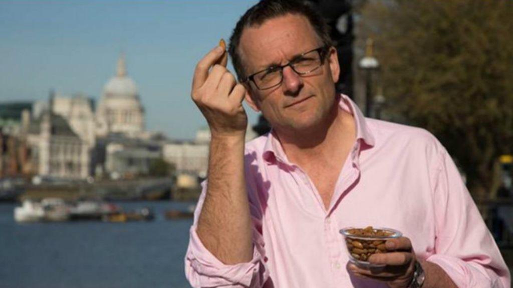 Apresentador da BBC testa dieta que promete reduzir colesterol ...