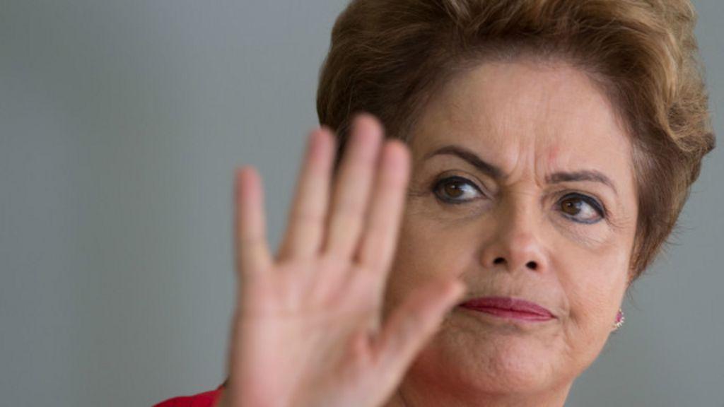 Situação no Brasil é como 'filme de terror sem fim', diz 'FT' - BBC Brasil